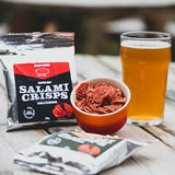 Buck n Bird Air Dried Salami Crisps - Original 25g