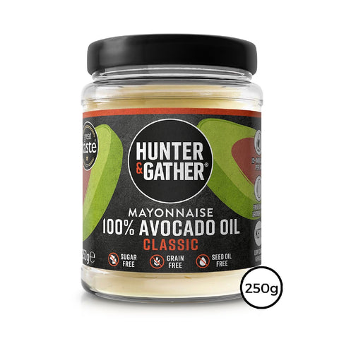 hunter and gather avocado mayonnaise 250g