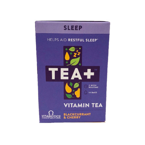Tea+ Vitamin Infused Tea With Vitabiotics - Sleep - Sweet Victory Products Ltd