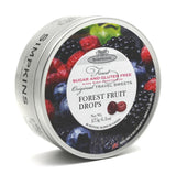 Simpkins Sugar Free Forest Fruits Drops Travel Tin - Sweet Victory Products Ltd