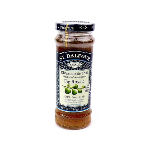 St. Dalfour Fig Royale No Added Sugar Jam - Sweet Victory Products Ltd