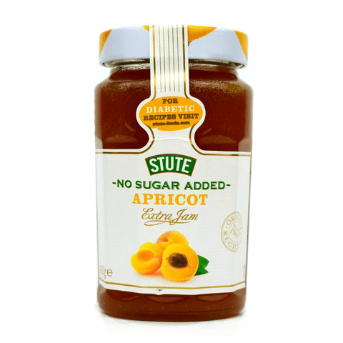 Stute Apricot Extra Jam 430g - Sweet Victory Products Ltd