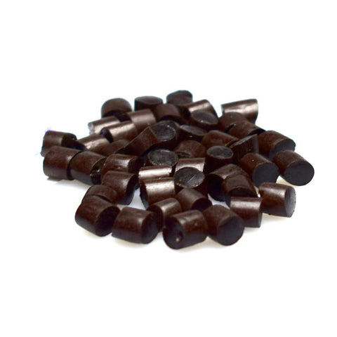 Sirea Italian Tronchetto Sugar Free Liquorice Pieces 100g - Sweet Victory Products