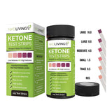 NKD Living Ketone Urine Test Strips 120 - Sweet Victory Products Ltd