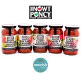 Nowt Poncy Arrabbiata Sauce 350g - Sweet Victory Products