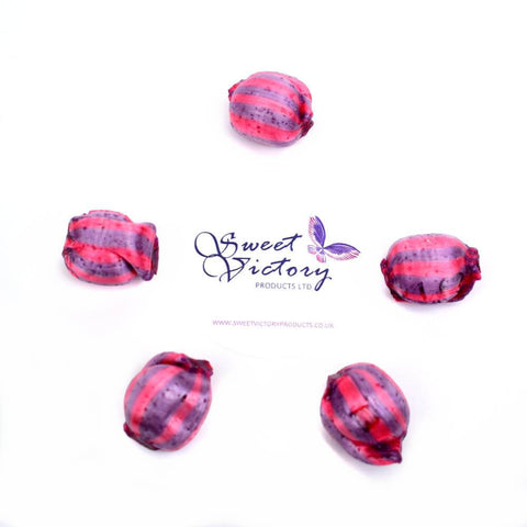 Monarch Sugar Free Raspberry and Blackcurrant Sweets 100g - Sweet Victory Products