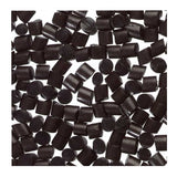 Sirea Italian Tronchetto Sugar Free Liquorice Pieces 100g - Sweet Victory Products Ltd