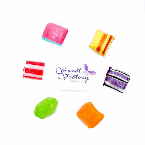 Monarch Sugar Free Old Favourites hard boiled Sweets 100g - Sweet Victory Products Ltd