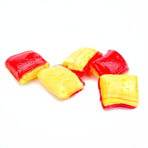 Monarch Sugar Free Rhubarb And Custard Sweets 100g - Sweet Victory Products Ltd