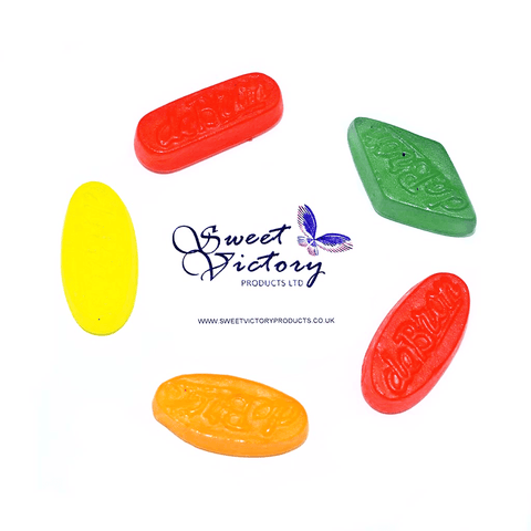 de Bron Sugar Free Wine Gums 100g - Sweet Victory Products Ltd