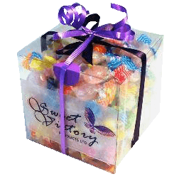 Sugar Free Sweets Acetate Gift Cube - Sweet Victory Products Ltd
