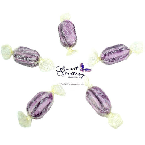 Sugar Free Sweets Blackcurrant and Liquorice 100g - Sweet Victory Products Ltd