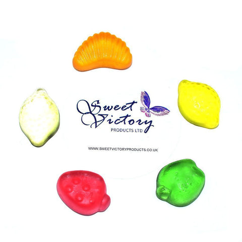 Sugar Free Sweets Gummy Sweets Fruit Salad 100g - Sweet Victory Products