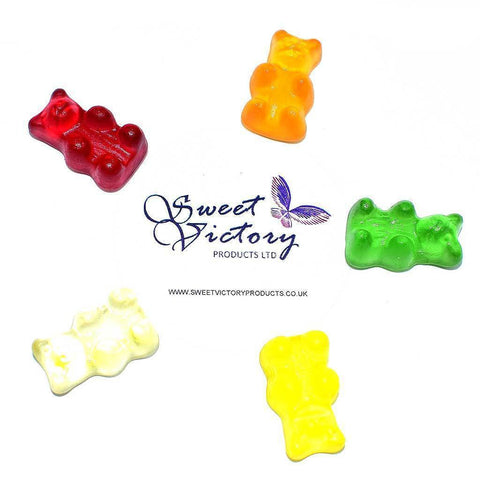 Sugar Free Sweets Gummy Sweets Teddies 100g - Sweet Victory Products Ltd