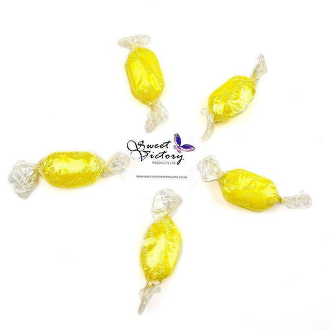 Sugar Free Sweets Sherbet Lemons 100g - Sweet Victory Products Ltd