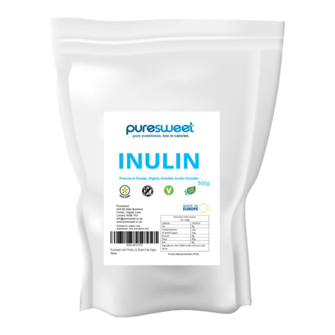 Your Health Store Premium Grade High Fibre Inulin Powder 500g - Sweet Victory Products Ltd