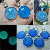 Katara's Necklace (Thermal & Glow-in-the-Dark)