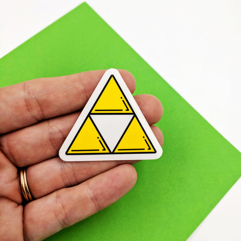 The Legend of Zelda • Vinyl Stickers