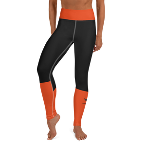Women's Active Comfort Crossover Beyond Full Length Sport Leggings