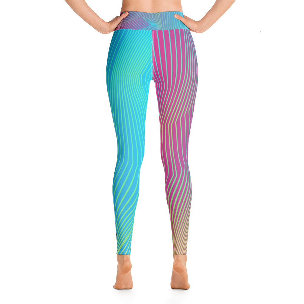 Women's Active Comfort Sport Navagio Leggings