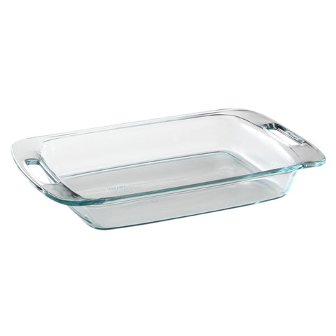 Pyrex GBW Easy Grab 2.85L Oblong Baking Dish-1085782