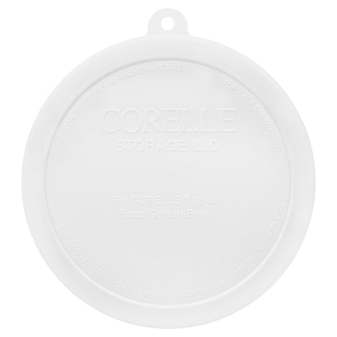 Corelle Classic Plastic Lid 532mL to fit Soup Cereal Bowl-1120053
