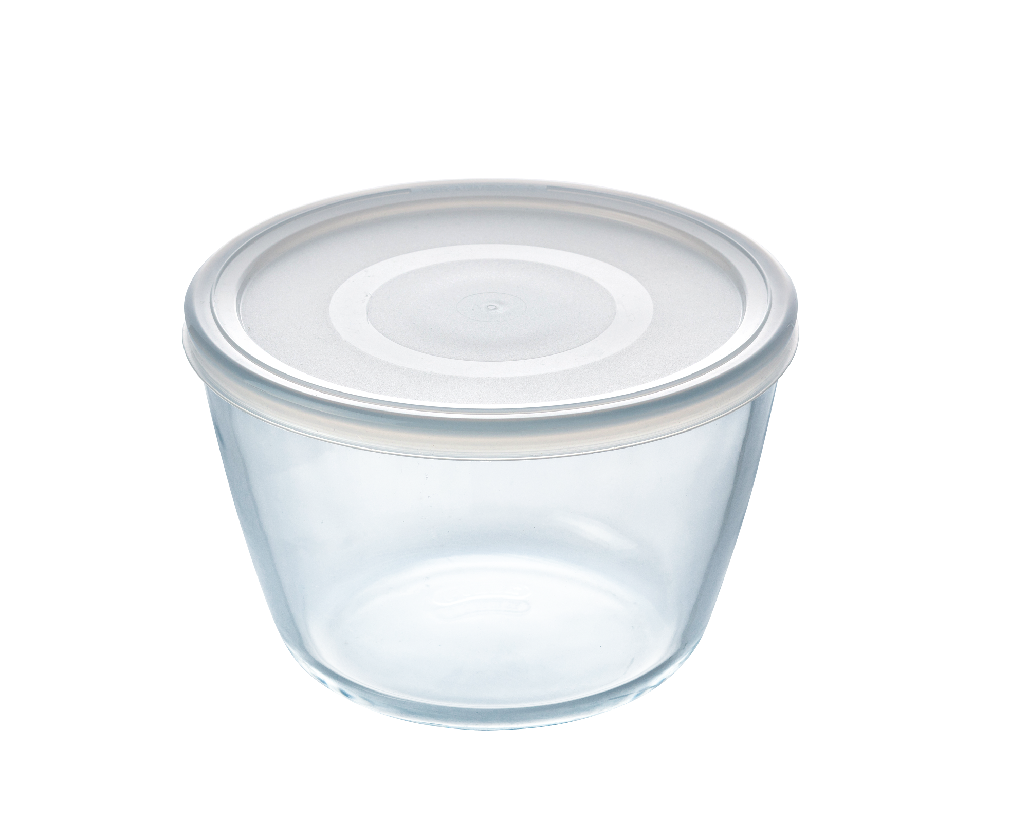 Pyrex Cook & Freeze Storage 1.6L Round with Clear Lid-1137641