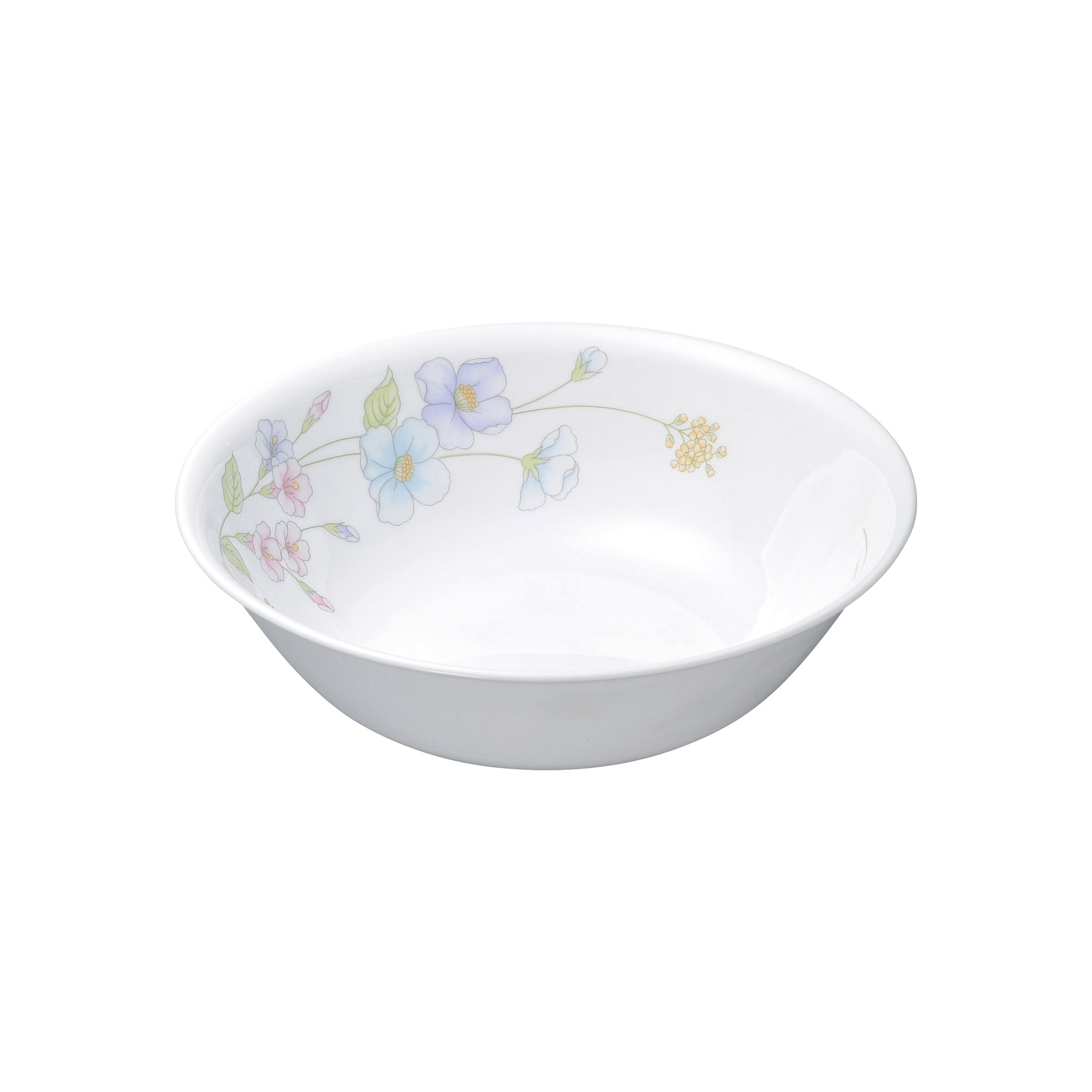 Corelle Deluxe Classic Pastel Bouquet 1.9L Serving Bowl-464-93-LP