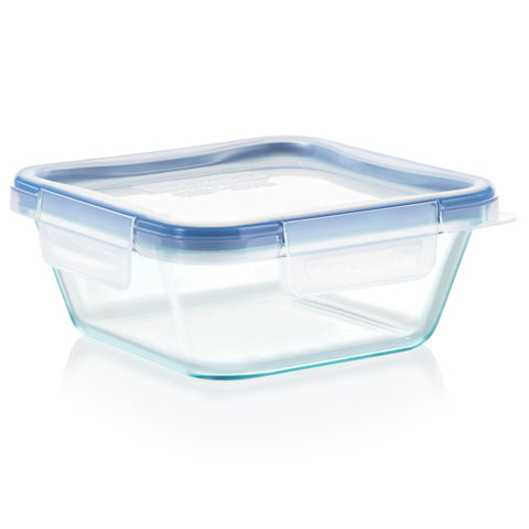 Snapware TS Glass 4 Cup Square-1109304