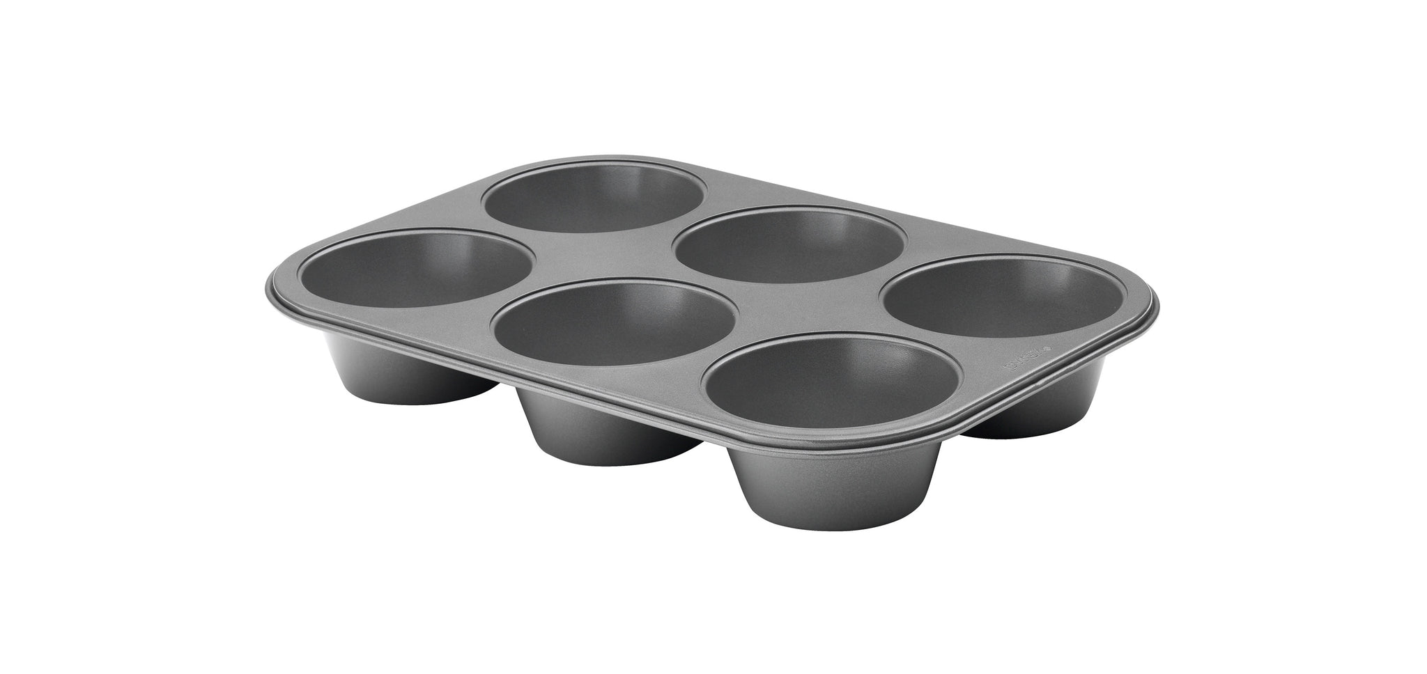 Pyrex Platinum 6 Cup Texas Muffin Pan-1134660