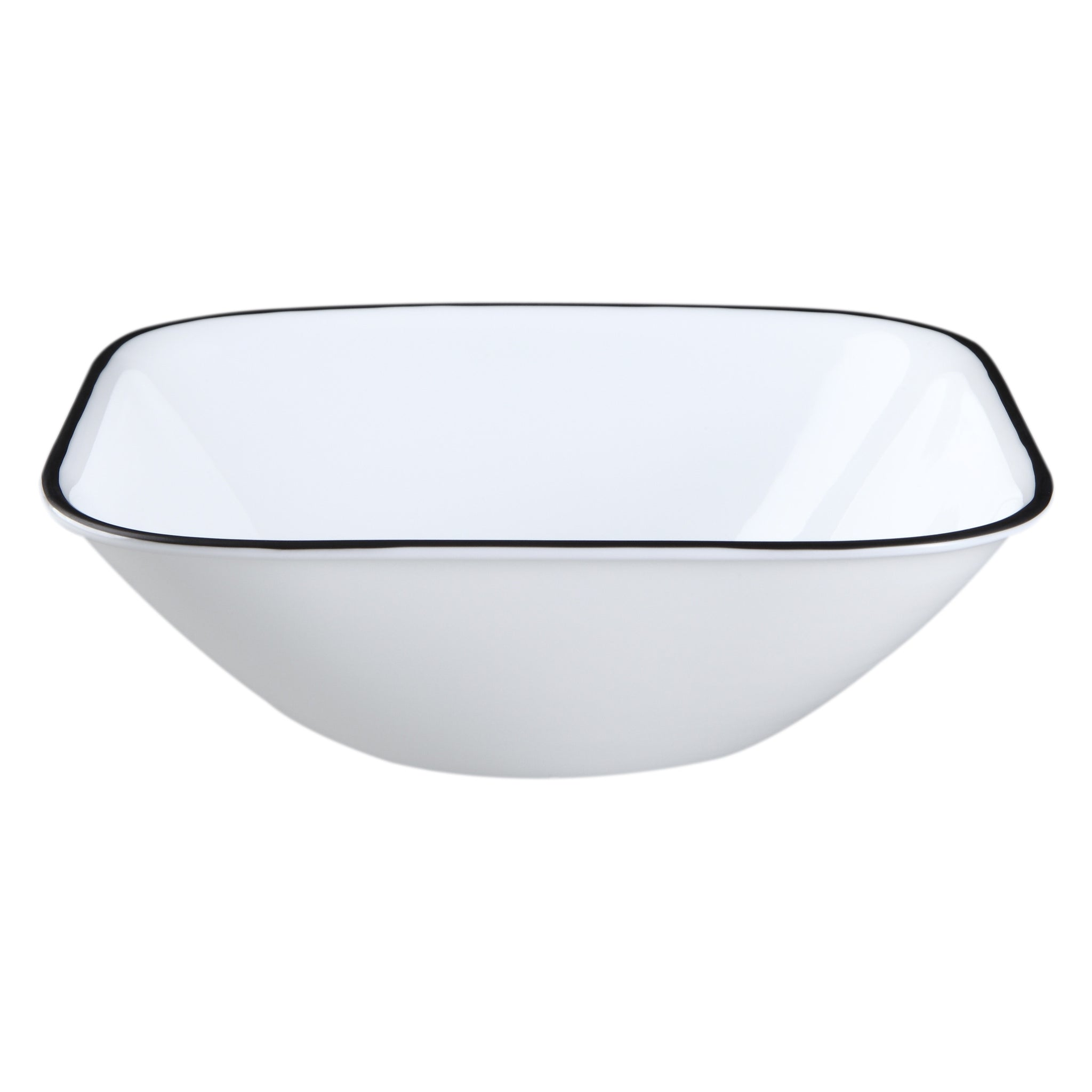 Corelle Square Simple Lines 650mL Soup Cereal Bowl-1069984