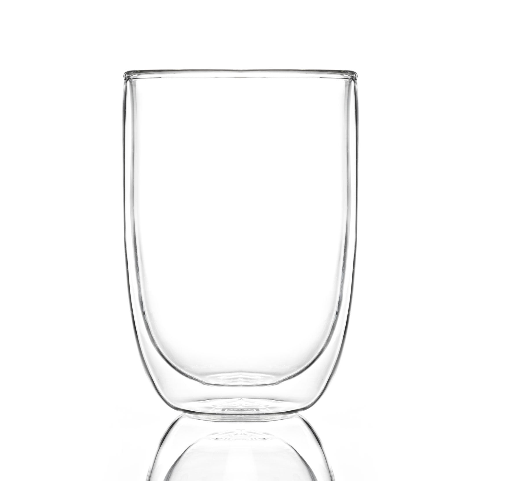 Pyrex Double Wall Glass 400mL - 2 Pack-1111274