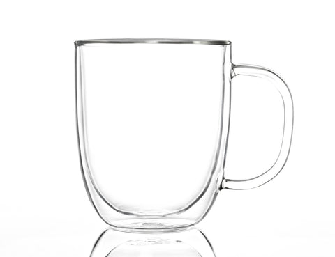 Pyrex Double Wall Mug 250mL - 2 Pack-1108439