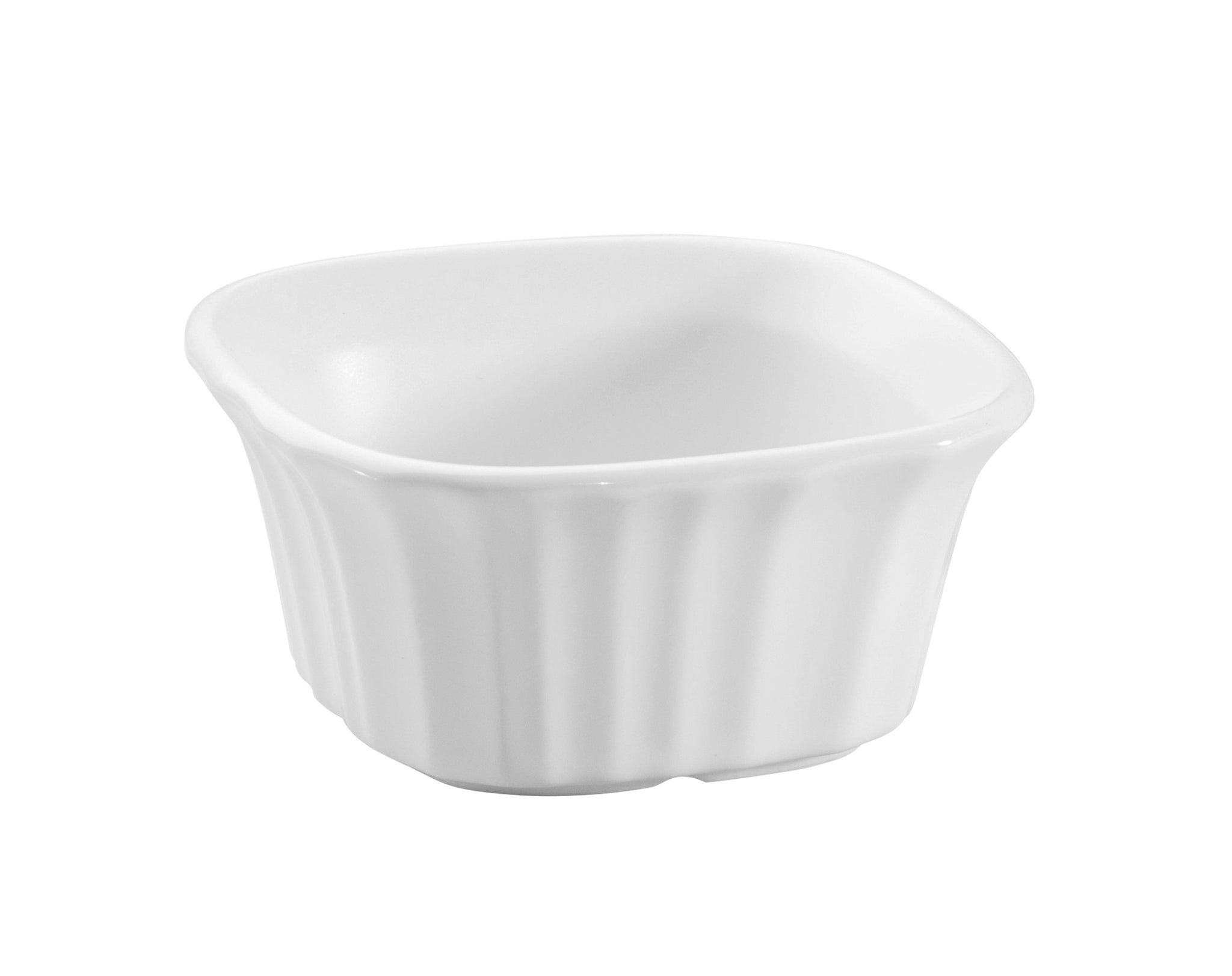 Corningware French White 200mL Square Ramekin-1112935