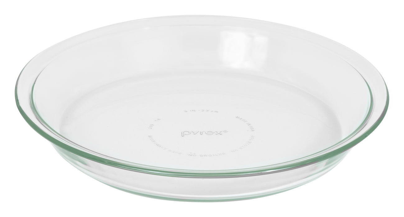 "Pyrex Originals 9"" / 22.5cm Pie Plate-6001003"