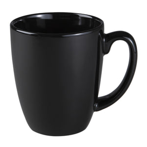 Corelle 325mL Stoneware Mug - Black-1123211