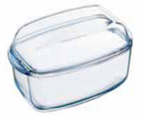 Pyrex Classic 4.5L (3L + 1.5L) Rectangle Casserole-1128143