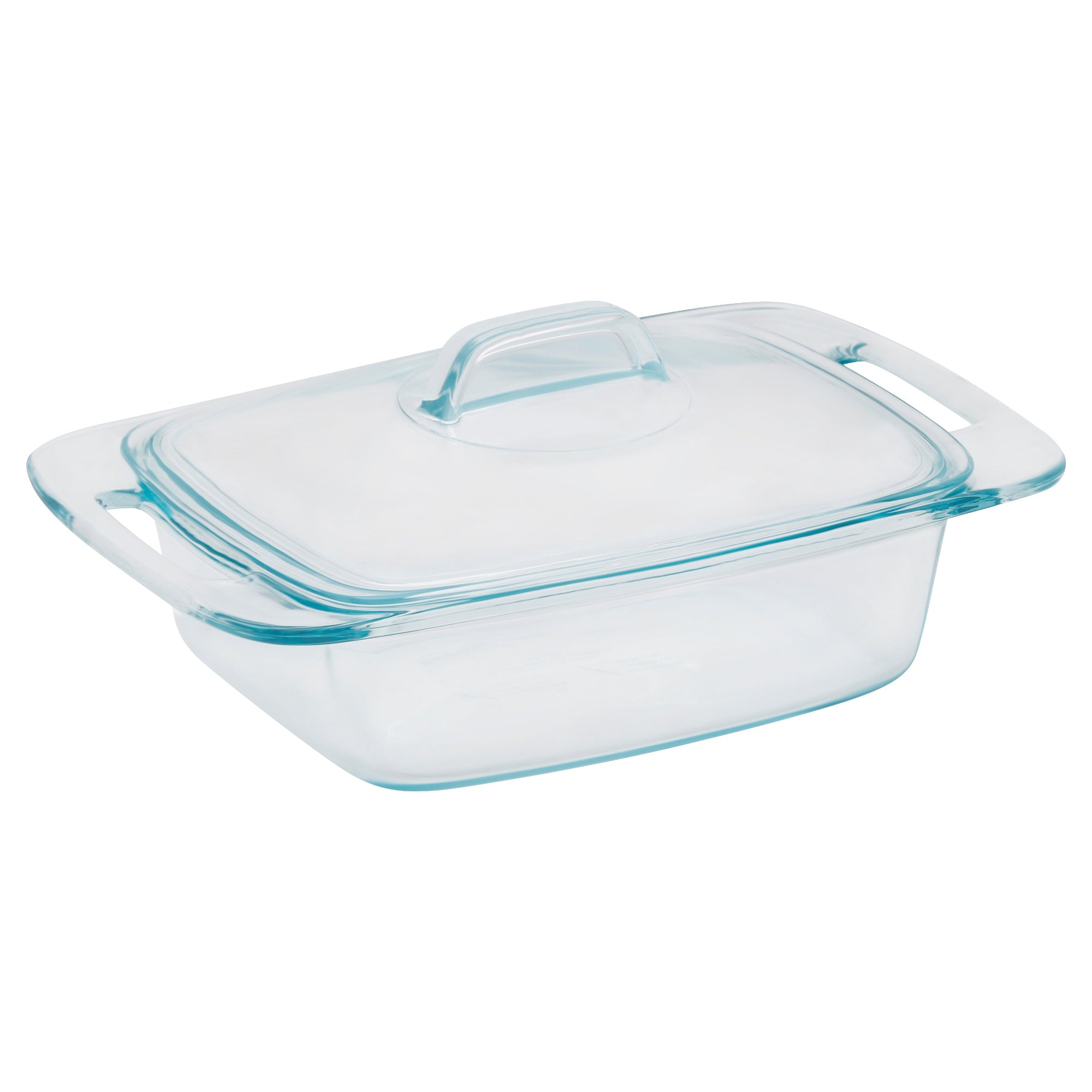 Pyrex GBW Easy Grab 1.9L Glass Covered Casserole-1085801