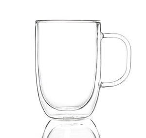 Pyrex Double Wall Mug 350mL - 2 Pack-1108440
