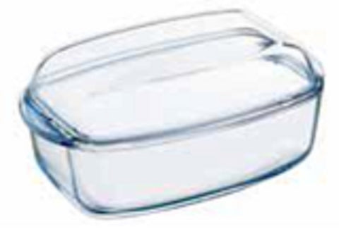 Pyrex Classic 3L Rectangle Casserole-1128142