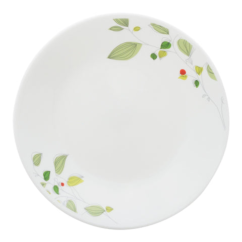 Corelle Deluxe Classic Green Breeze 26cm Dinner Plate-110-GB-LP