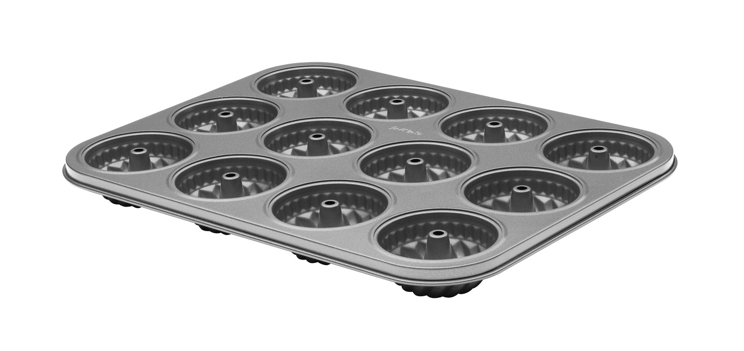 Pyrex Platinum 12 Cup Mini Bundt Pan-1134679