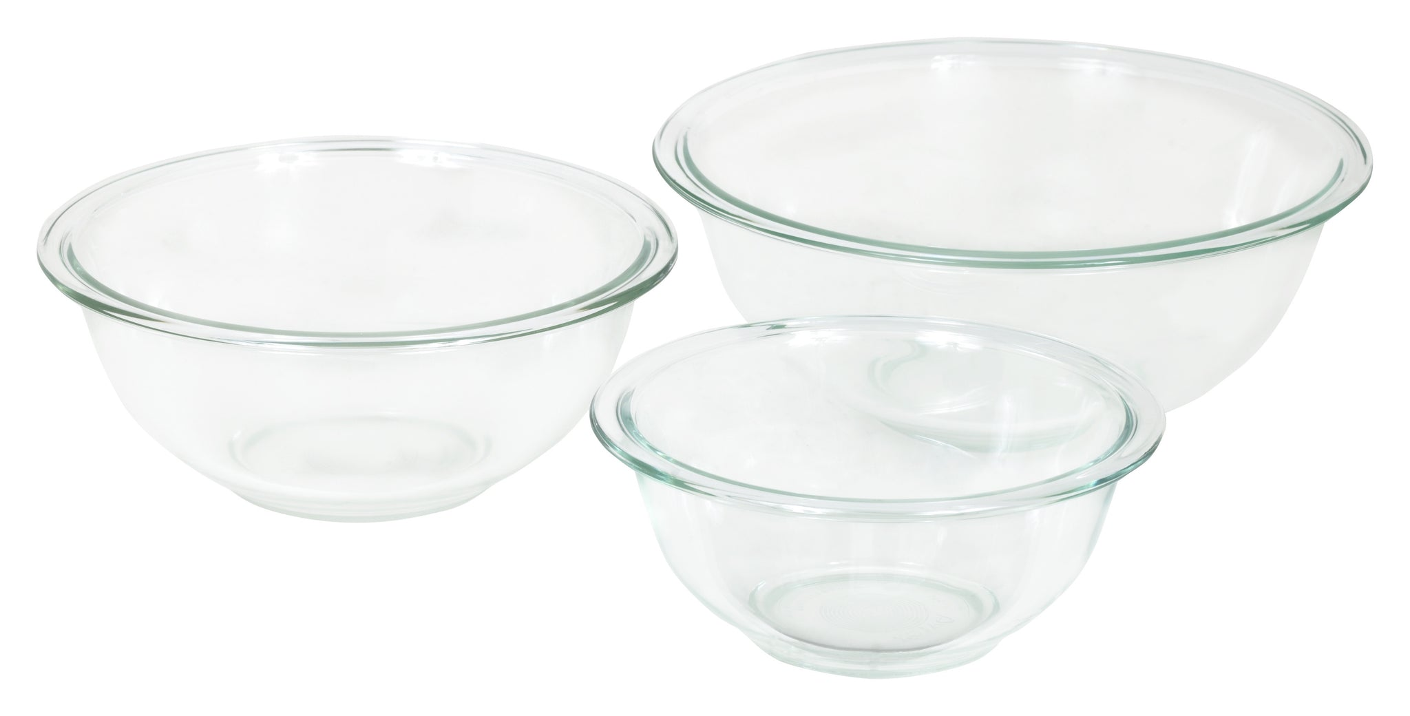 Pyrex Originals 3 Piece Mixing Bowl Set-1089571