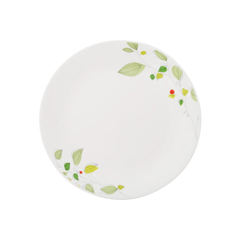 Corelle Deluxe Classic Green Breeze 21cm Luncheon Plate-108-GB-LP