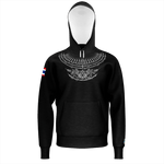Muay Thai Republic WARRIOR Hoodie