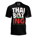 "Muay Thai Republic ""BACK TO CALI"" Shirt"