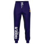 Muay Thai Republic Tiger Joggers - Navy