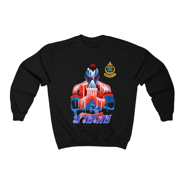 "Muay Thai Republic ""DRIP"" Crewneck"
