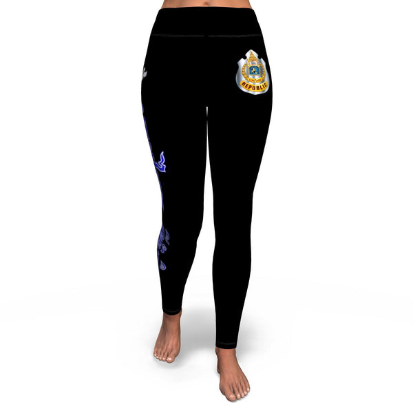 Muay Thai Repubublic Women's Leggings