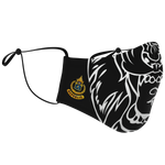 "Muay Thai Republic ""TIGER ROAR"" Masks w/PM 2.5 Filters"